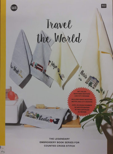 Boek Travel The World