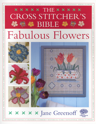 Boek The New Cross Stitcher's Bible - Fabulous Flowers