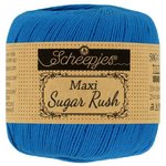 Scheepjeswol Maxi Sugar Rush - kleur 201 - Electric Blue