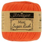 Scheepjeswol Maxi Sugar Rush - kleur 189 - Royal Orange