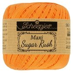 Scheepjeswol Maxi Sugar Rush - kleur 411 - Sweet Orange